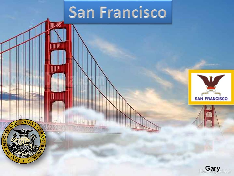 San Francisco Gary