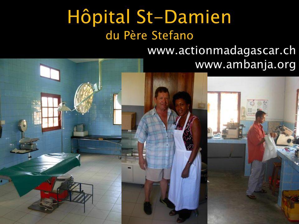 Hôpital St-Damien du Père Stefano