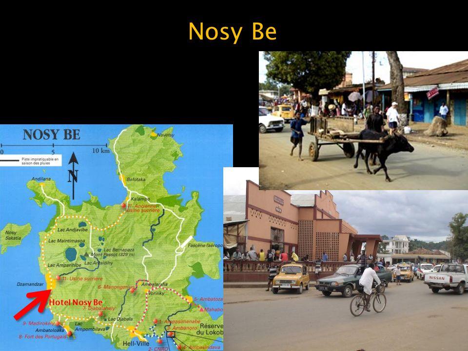 Nosy Be Hotel Nosy Be