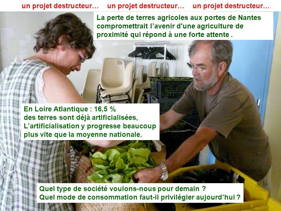 un projet destructeur… un projet destructeur… un projet destructeur…