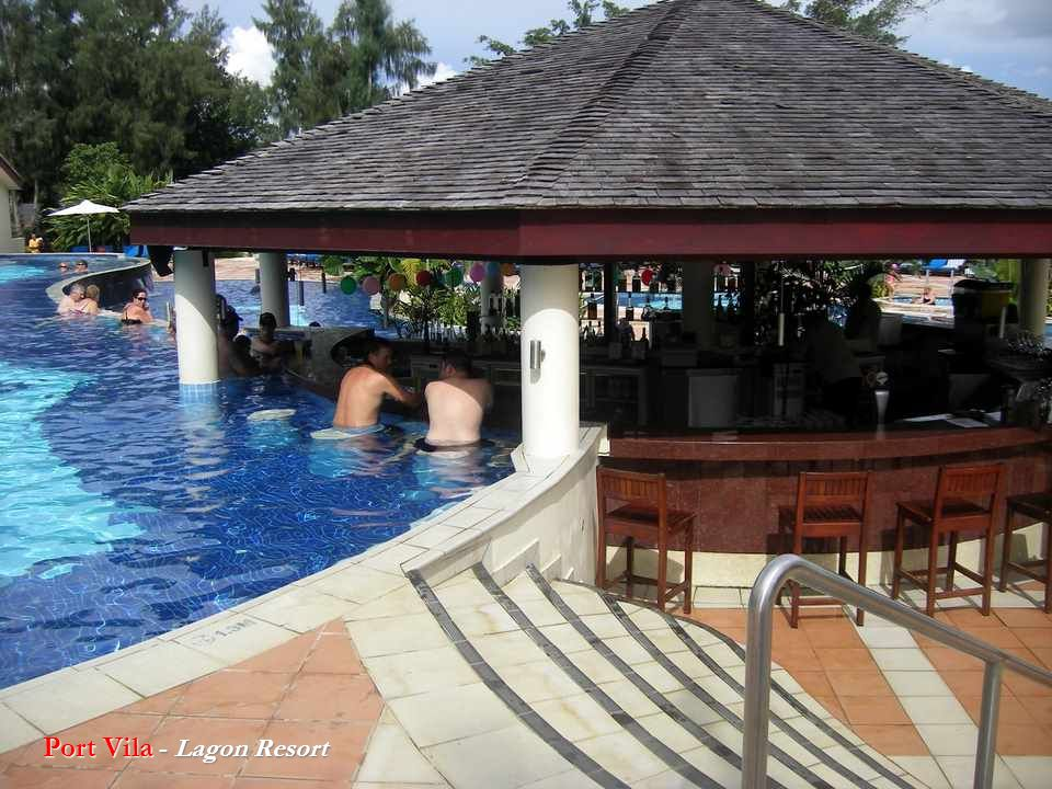 Port Vila - Lagon Resort