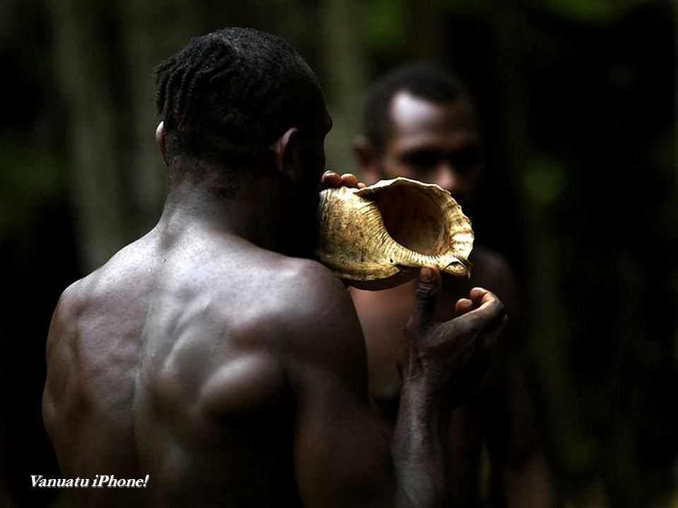 Vanuatu iPhone!