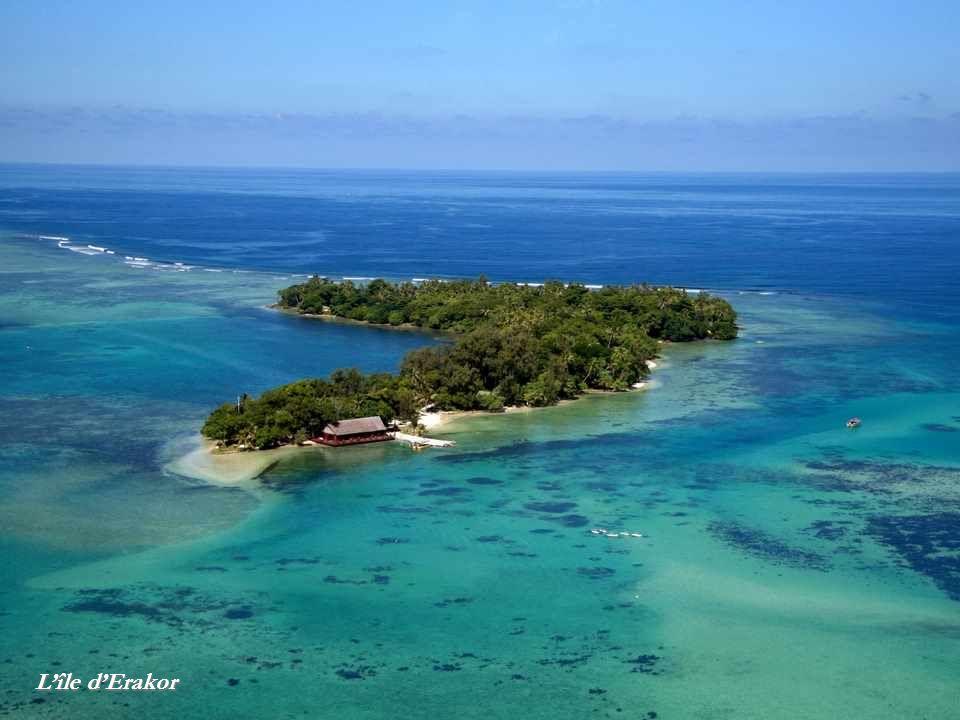 L'île d'Erakor