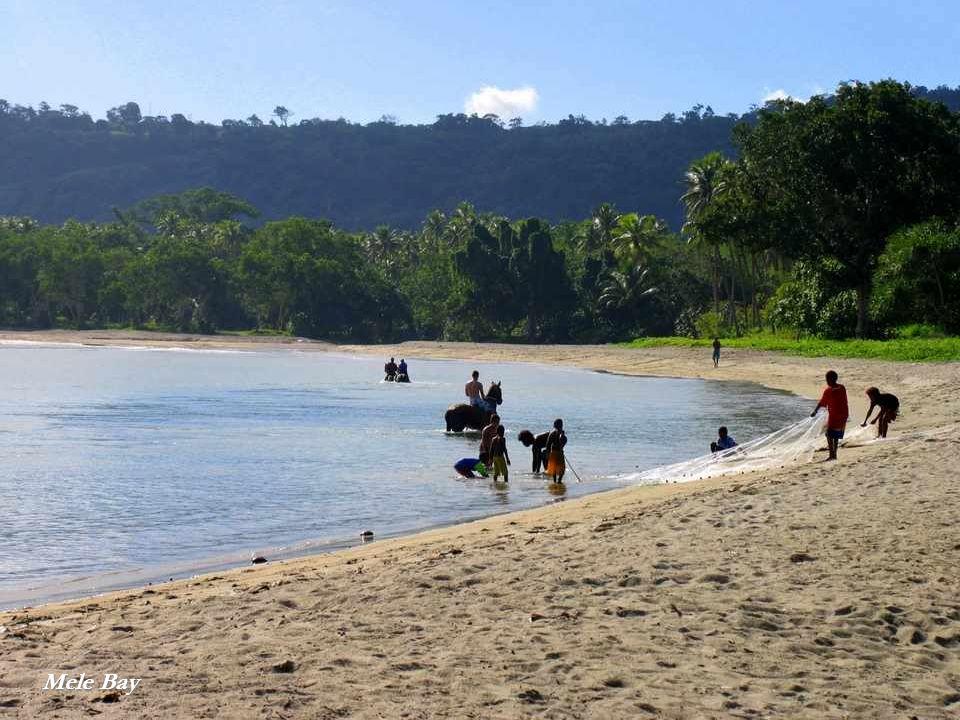 Mele Bay