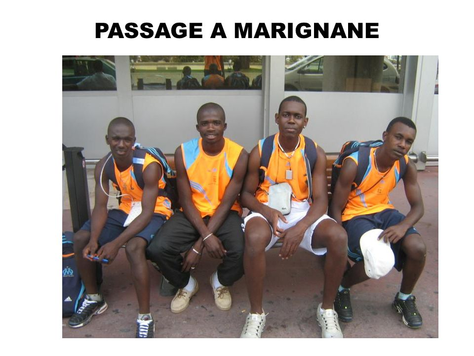 PASSAGE A MARIGNANE