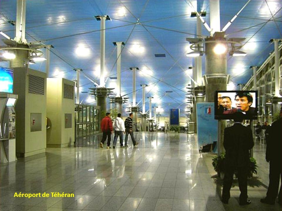 Aéroport de Téhéran