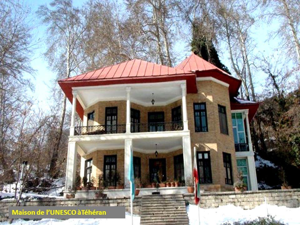 Maison de l'UNESCO àTéhéran