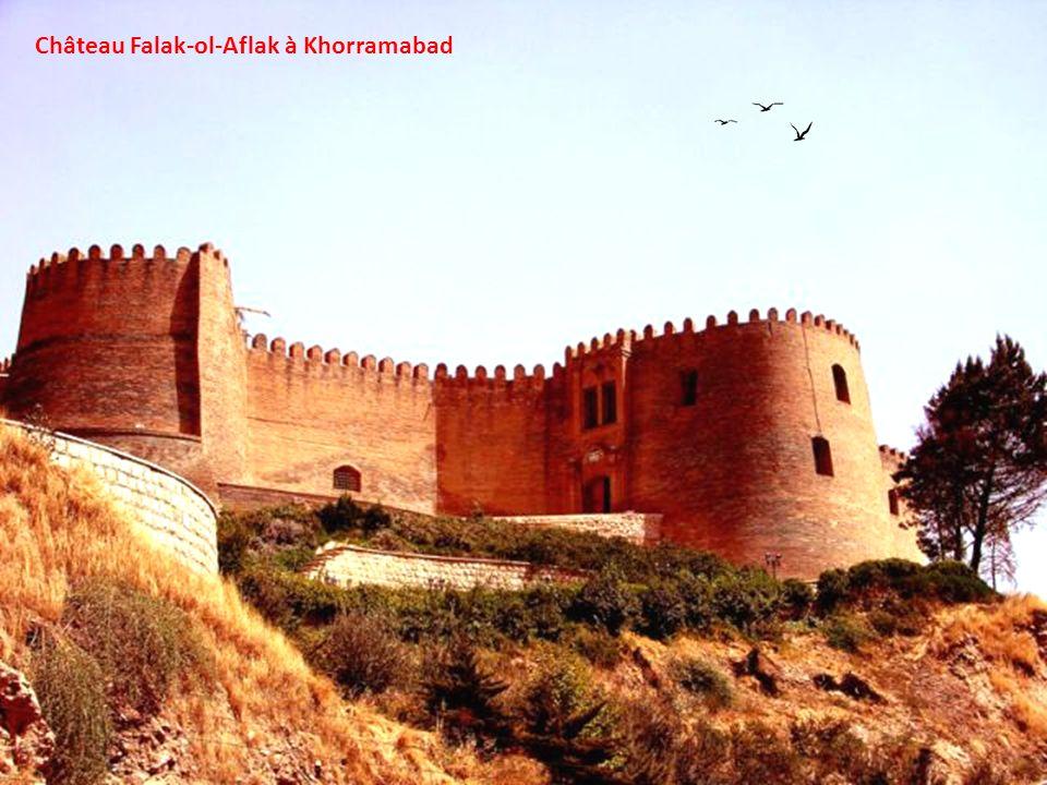 Château Falak-ol-Aflak à Khorramabad