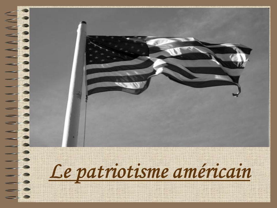 Le patriotisme américain