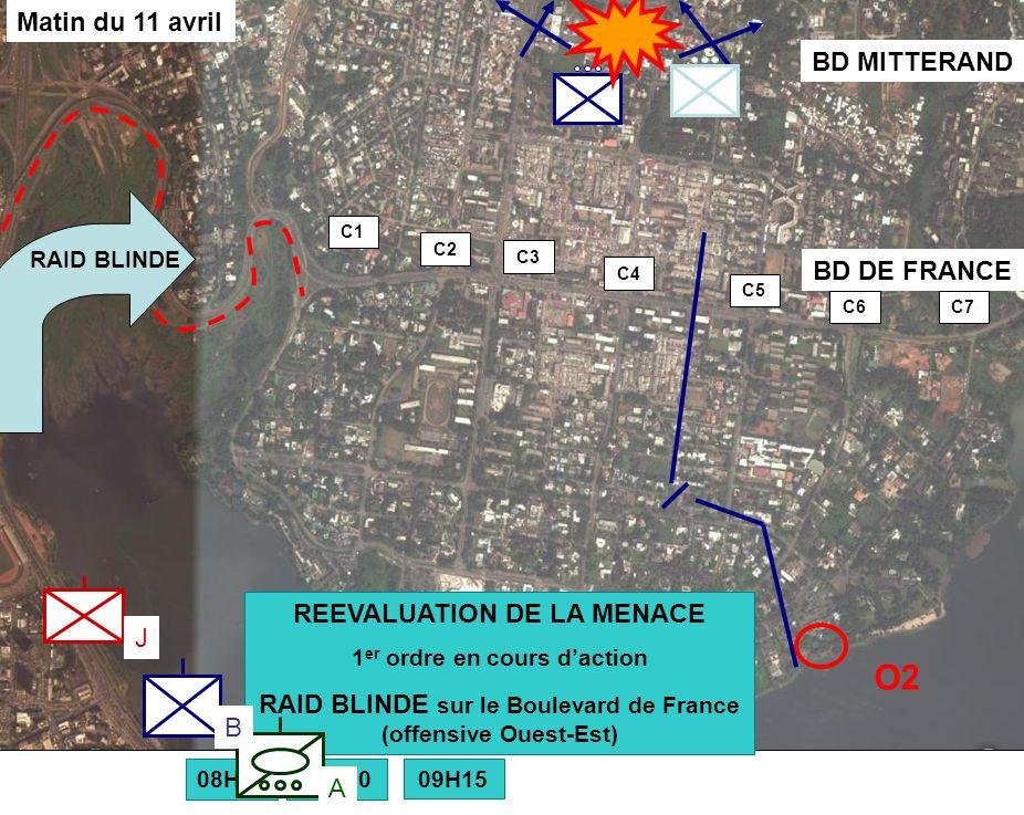 bataillon Licorne mandat 25