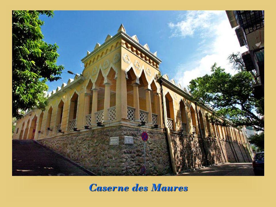 Caserne des Maures