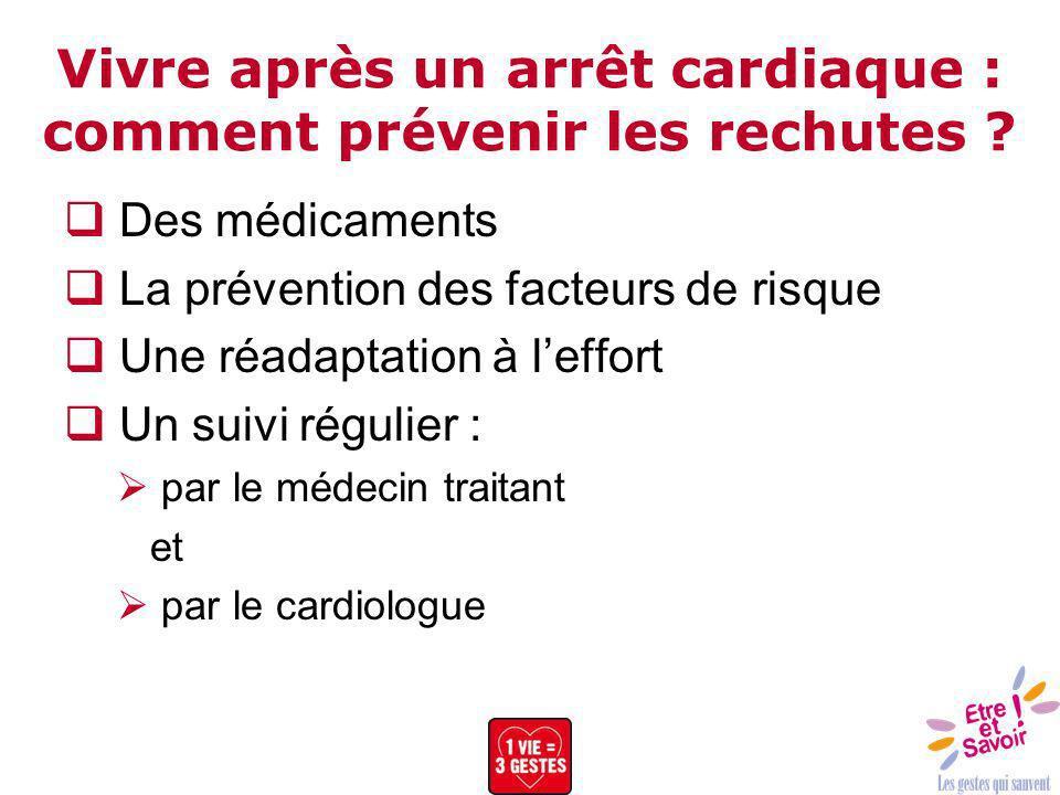 Vivre après un arrêt cardiaque : comment prévenir les rechutes