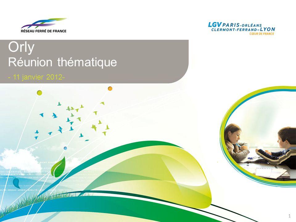 Orly Réunion thématique - 11 janvier 2012-