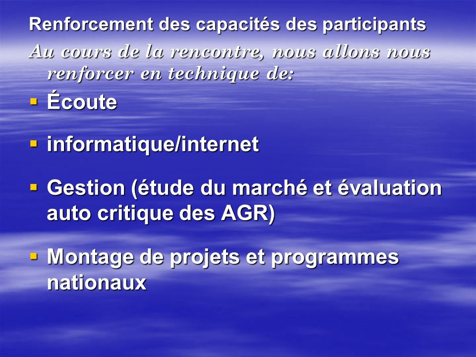 informatique/internet