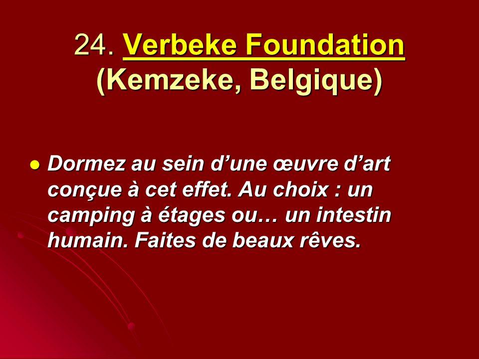 24. Verbeke Foundation (Kemzeke, Belgique)