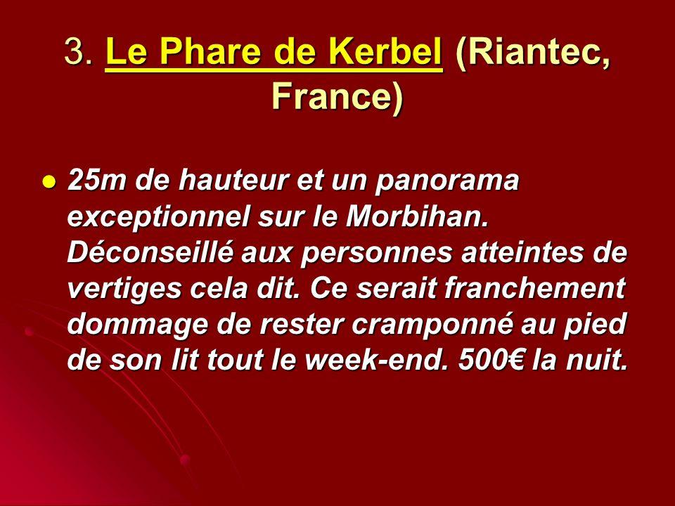3. Le Phare de Kerbel (Riantec, France)