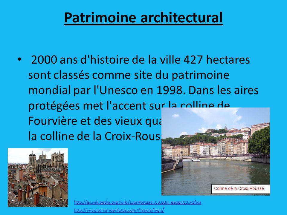 Patrimoine architectural