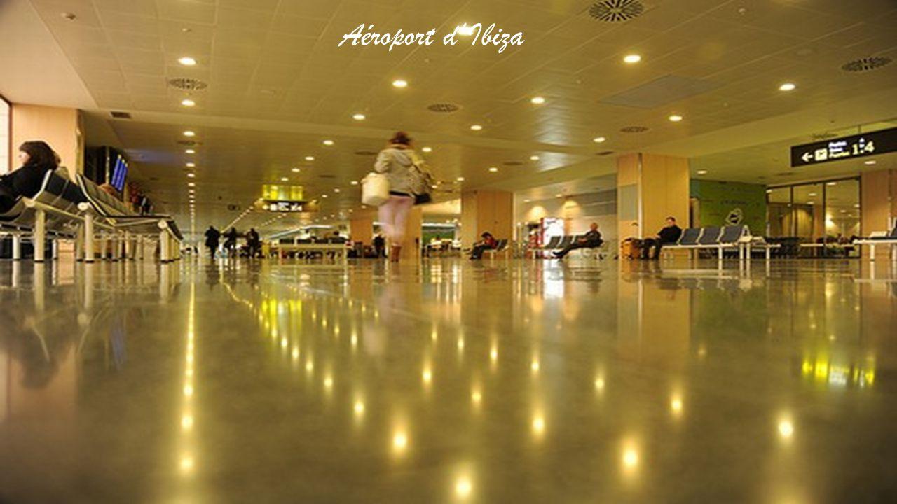 Aéroport d'Ibiza