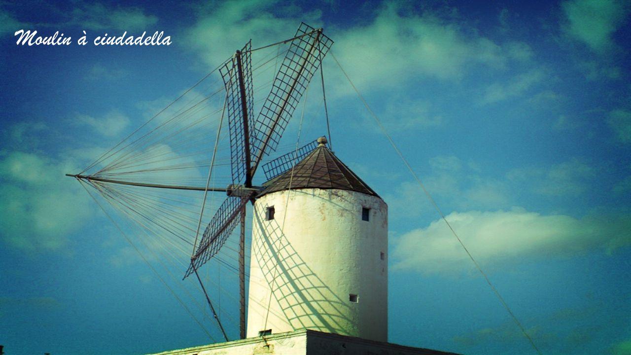 Moulin à ciudadella