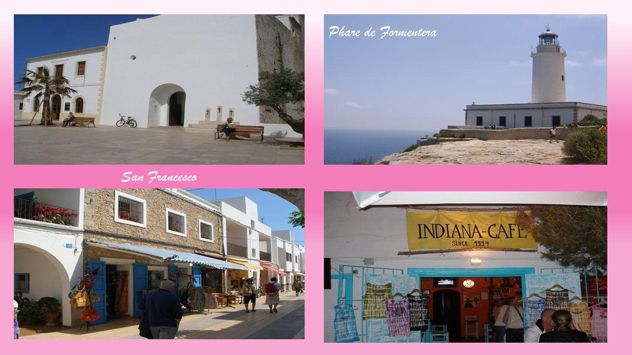 Phare de Formentera San Francesco