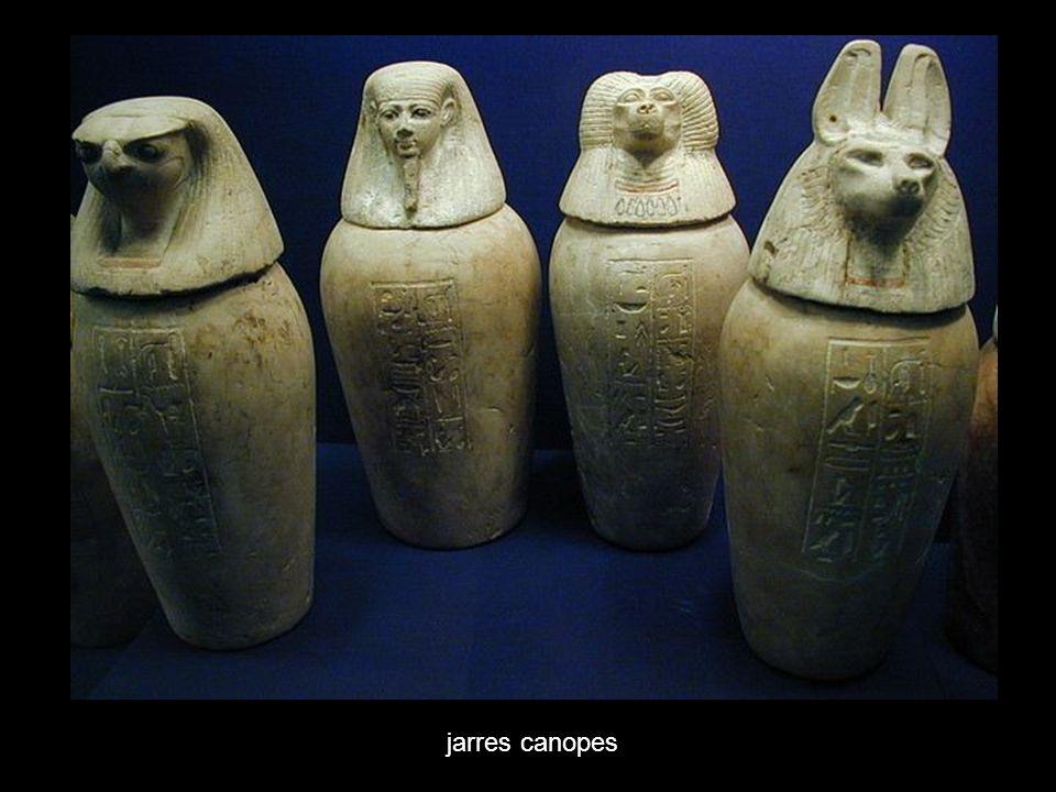 jarres canopes