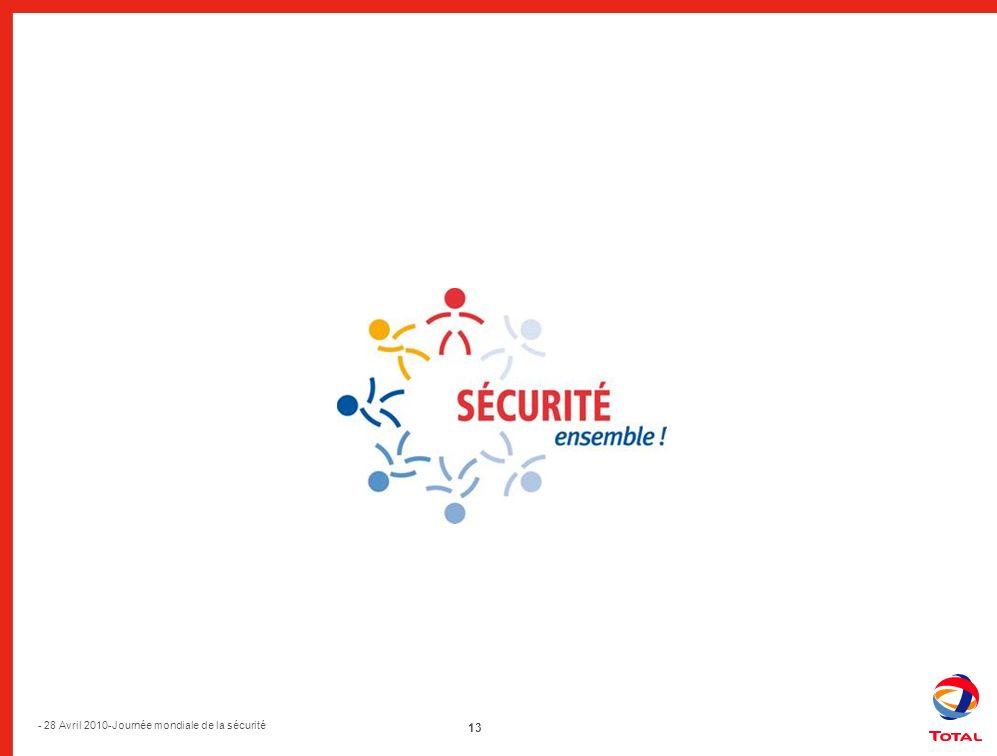 - 28 Avril 2010-Journée mondiale de la sécurité