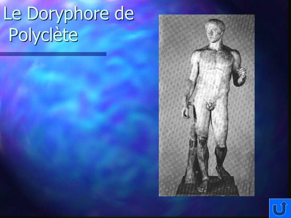 Le Doryphore de Polyclète