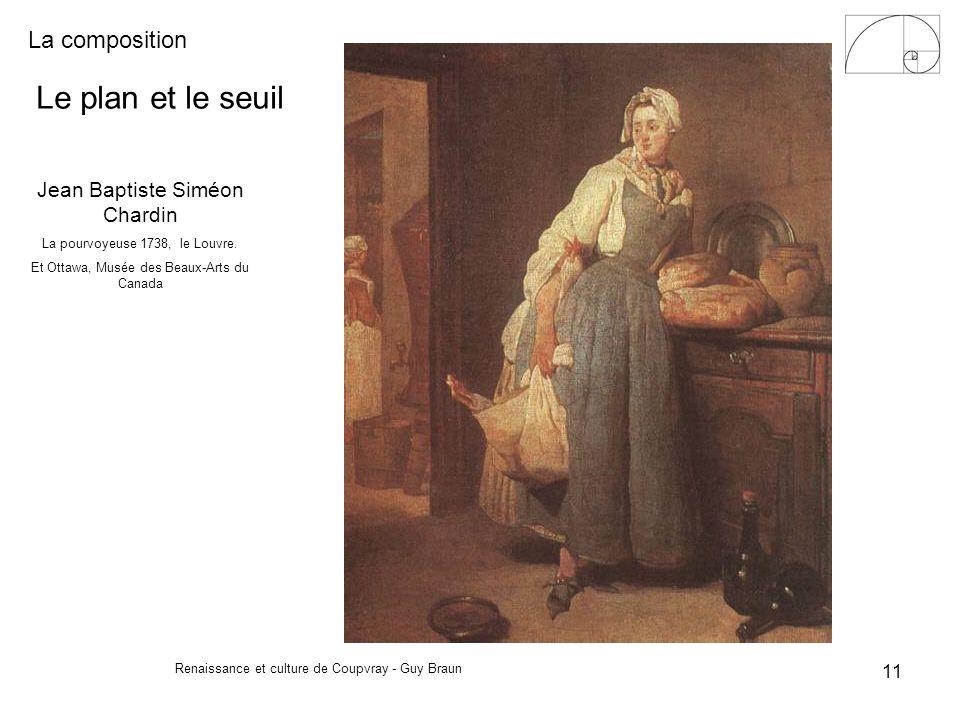 Le plan et le seuil Jean Baptiste Siméon Chardin