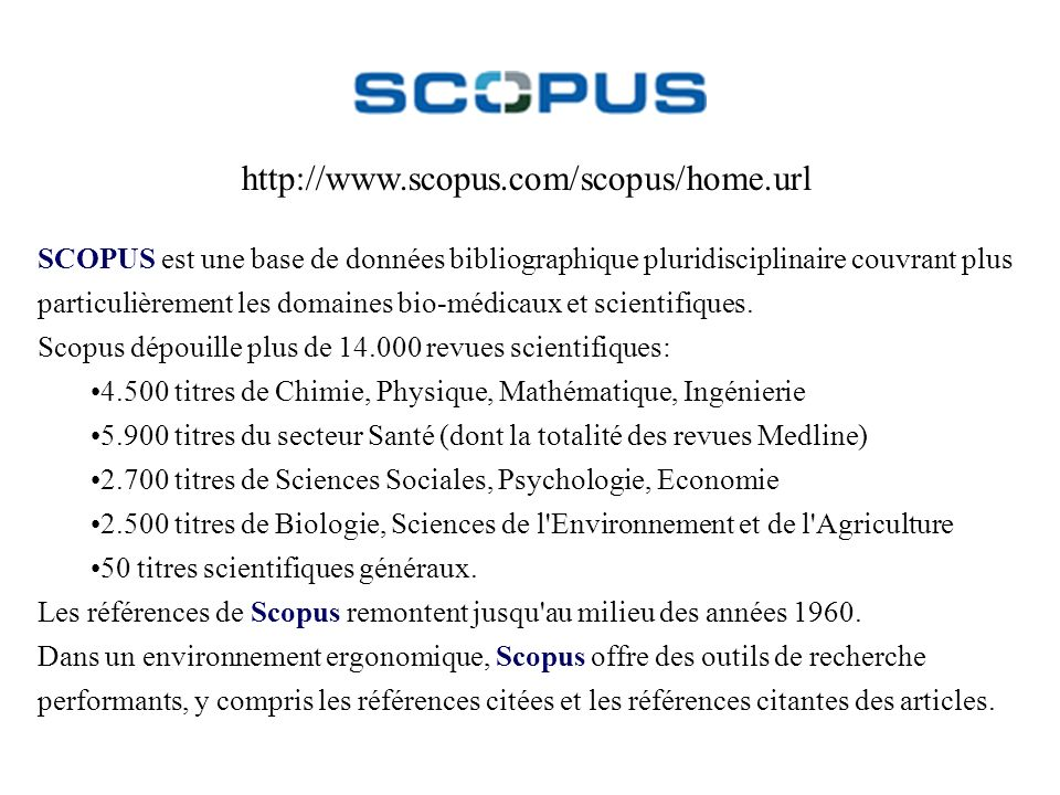 http://www.scopus.com/scopus/home.url