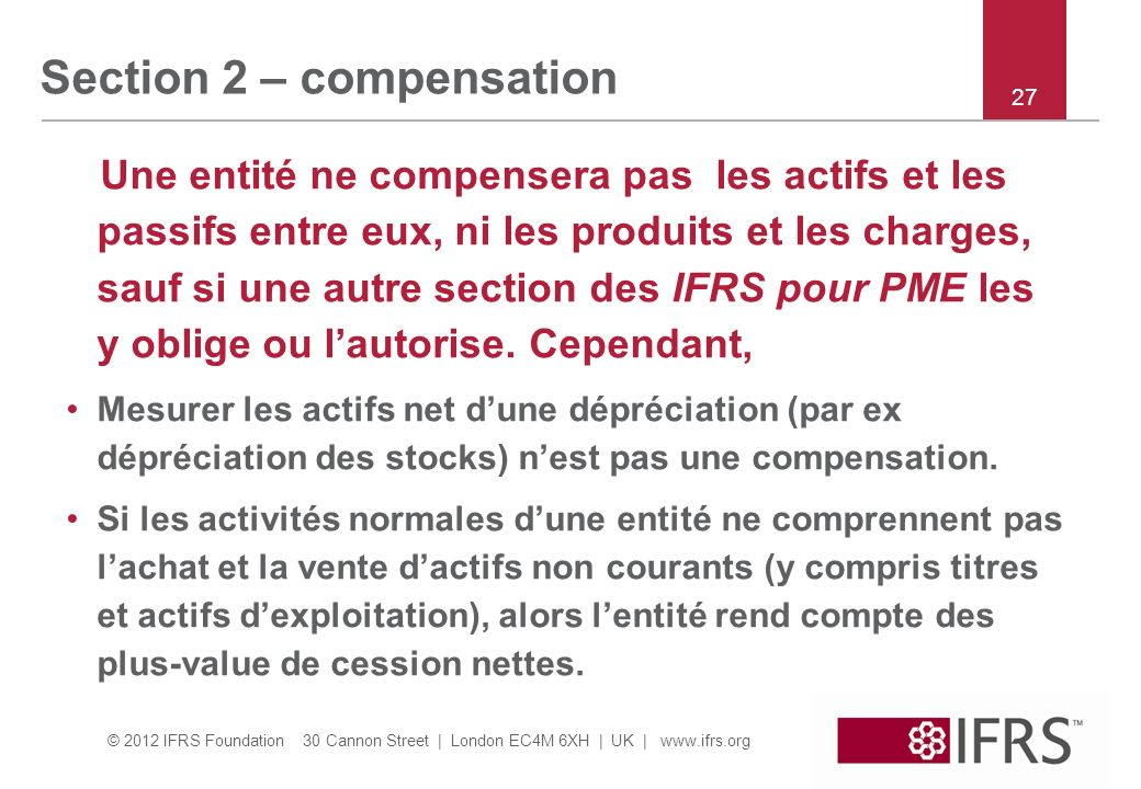 Section 2 – compensation