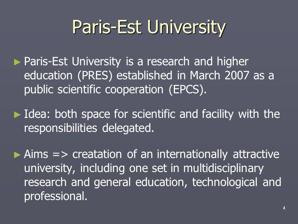 Paris-Est University