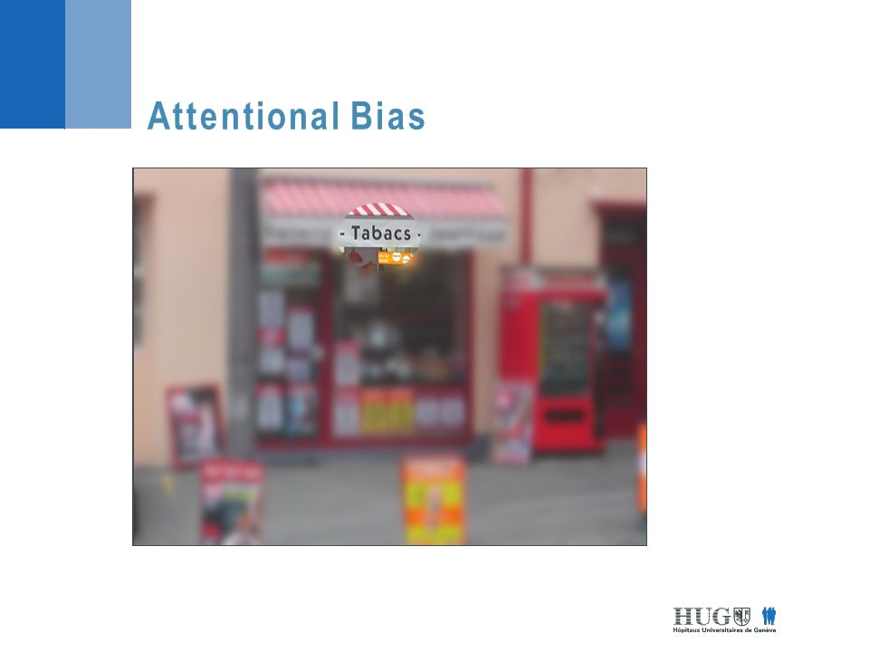 Attentional Bias