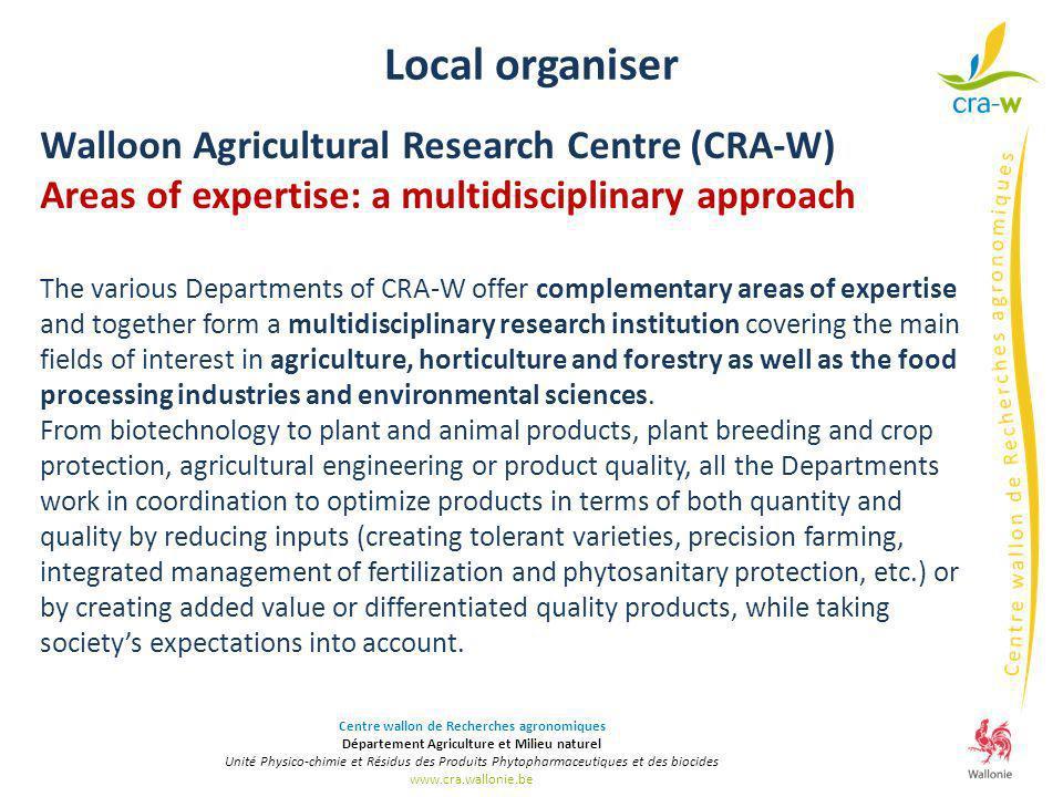Département Agriculture et Milieu naturel