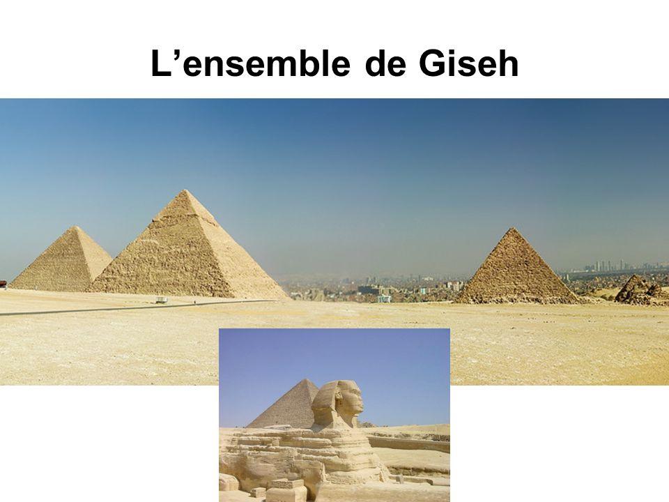L'ensemble de Giseh