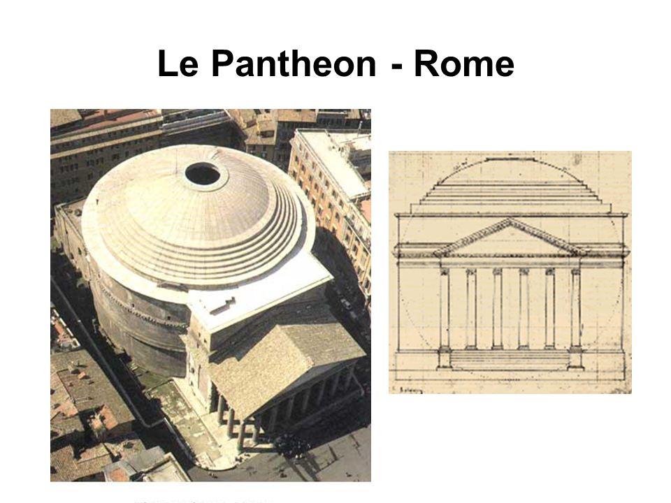 Le Pantheon - Rome