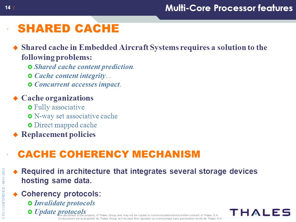 Multi-Core Processor features