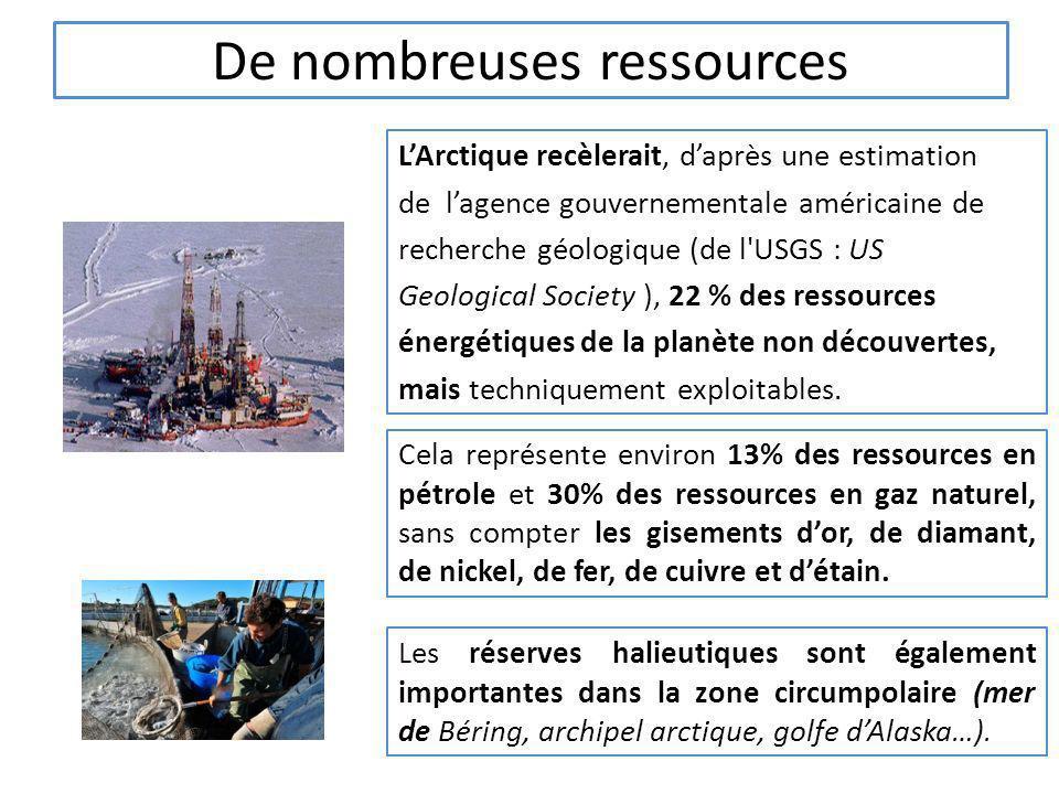 De nombreuses ressources