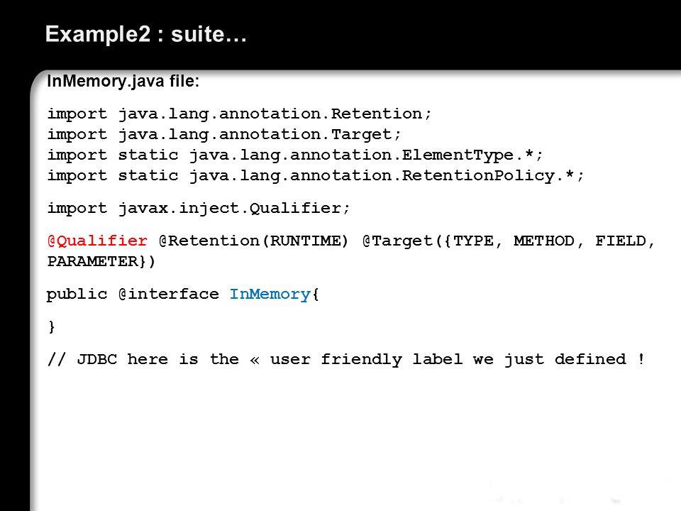 Example2 : suite…