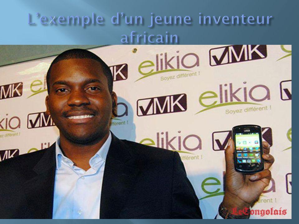 L'exemple d'un jeune inventeur africain