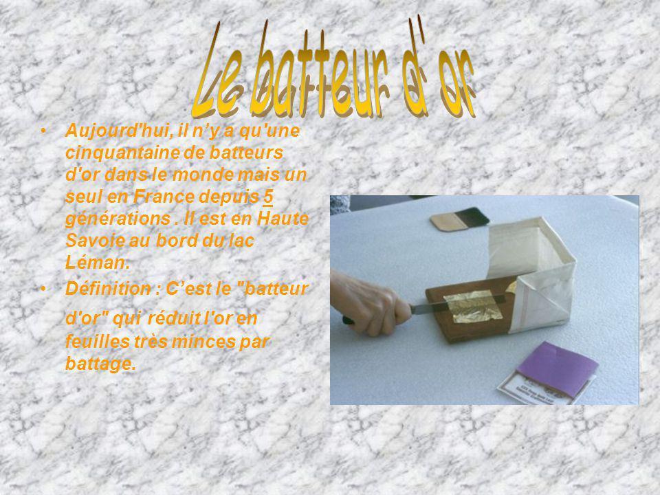 Le batteur d or