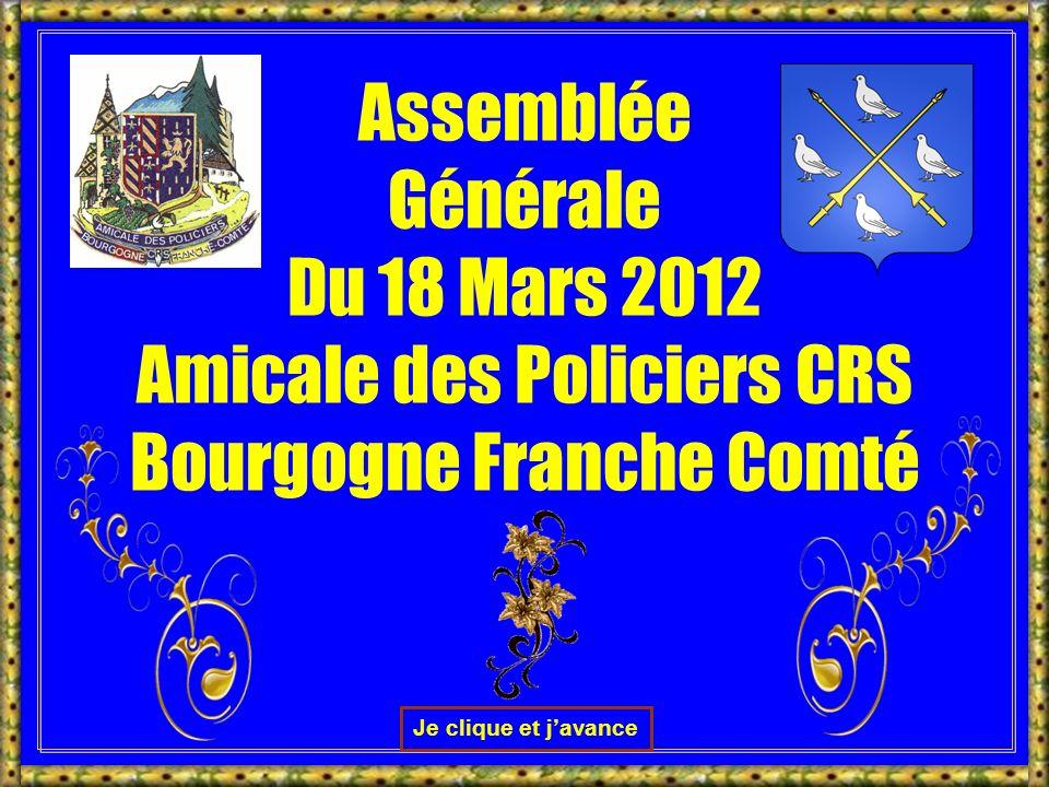 Amicale des Policiers CRS Bourgogne Franche Comté