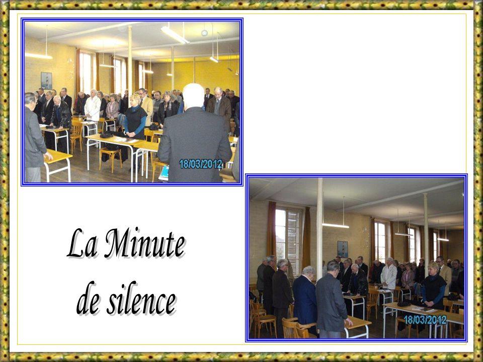 La Minute de silence