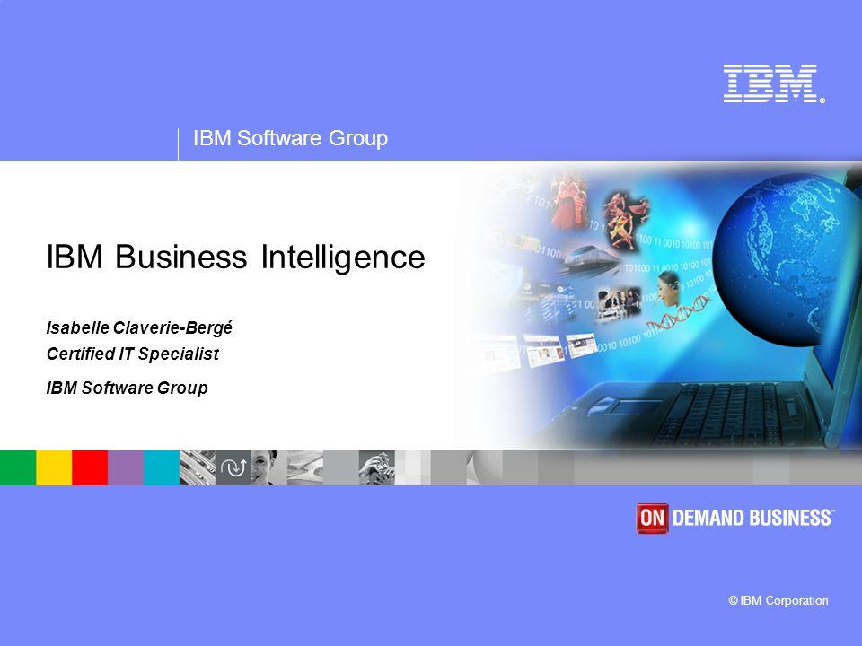 IBM Business Intelligence