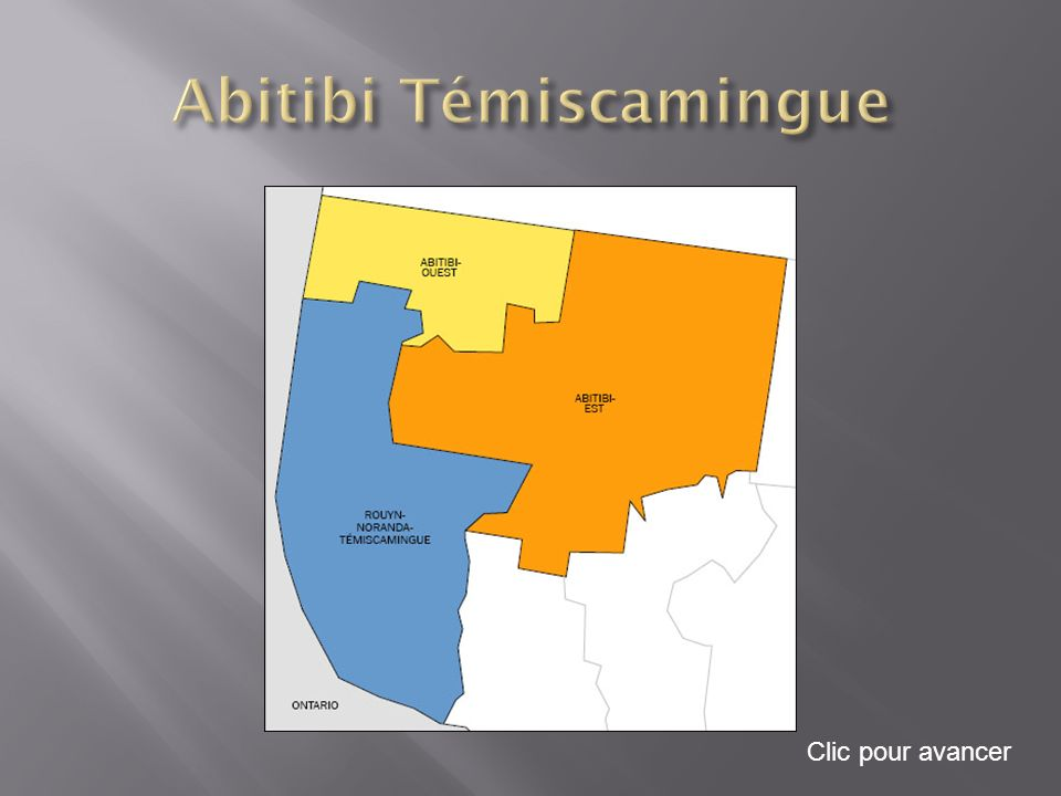 Abitibi Témiscamingue