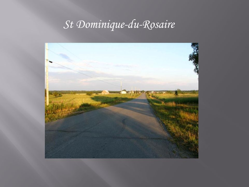 St Dominique-du-Rosaire