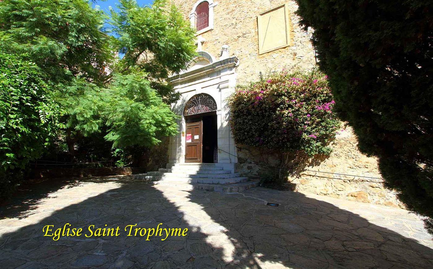 Eglise Saint Trophyme