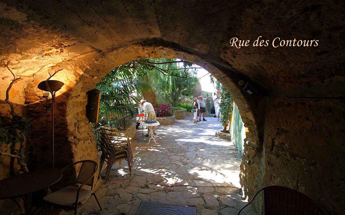 Rue des Contours