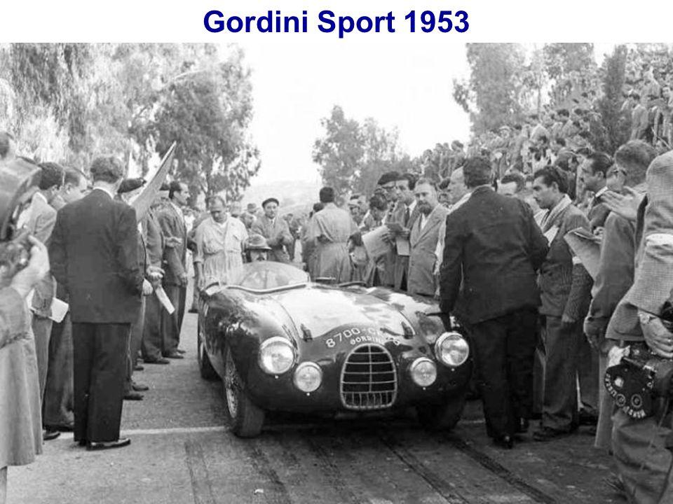 Gordini Sport 1953