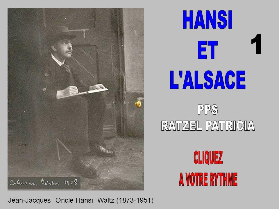 HANSI ET L ALSACE 1 PPS RATZEL PATRICIA CLIQUEZ A VOTRE RYTHME