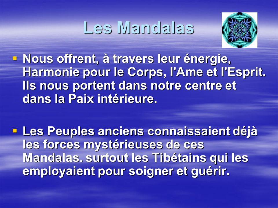 Les Mandalas